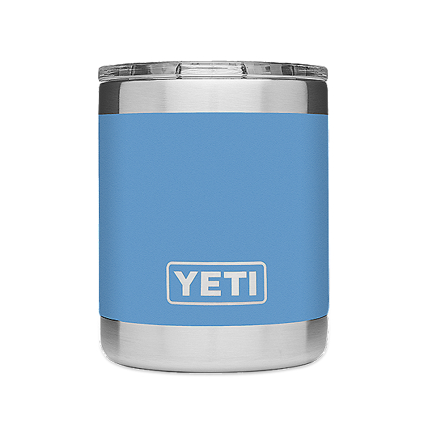 Yeti Rambler Lowball Limited Edition Pacific Blue, Pacific Blue, 600