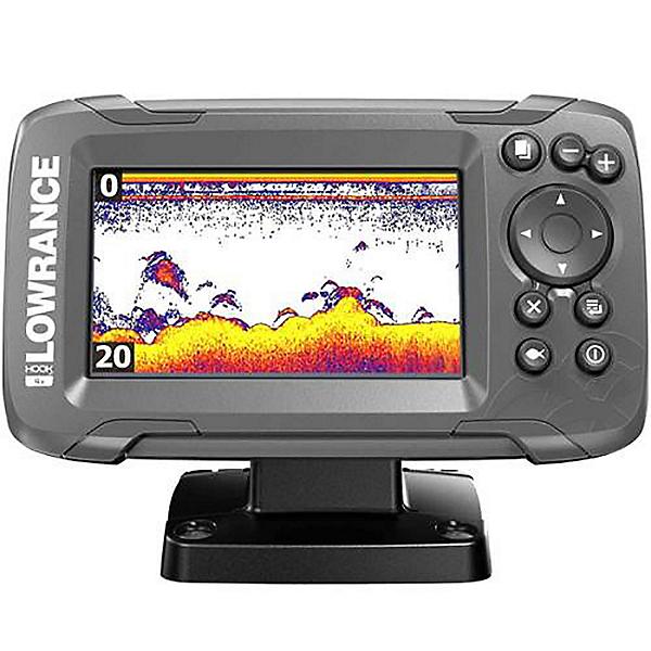 Lowrance Hook2 4X No GPS 2021, , 600