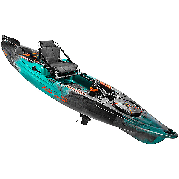 Old Town Sportsman BigWater PDL 132 Fishing Kayak 2020 Photic Camo, Photic Camo, 600