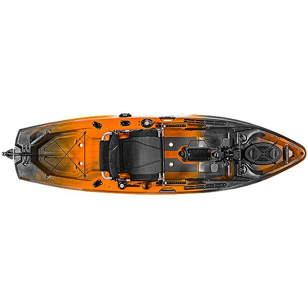 Old Town Sportsman PDL 106 Kayak 2020, Ember Camo, 600