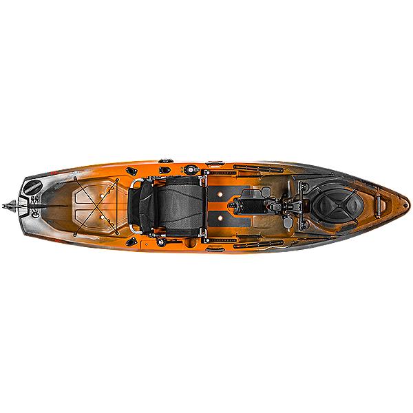 2020 Old Town Sportsman PDL 120 Kayak, Ember Camo, 600