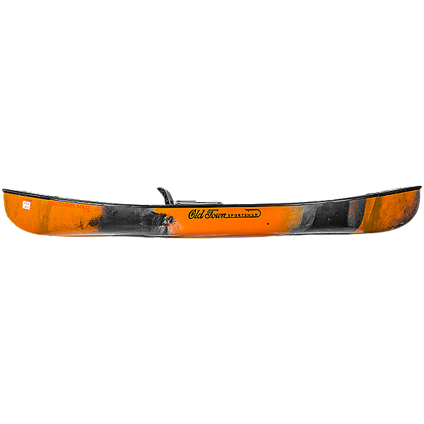 2020 Old Town Sportsman Discovery Solo 119 Canoe, Ember Camo, 600