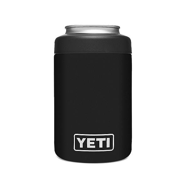 Yeti Rambler 12 oz Colster Can Insulator - Version 2, Black, 600