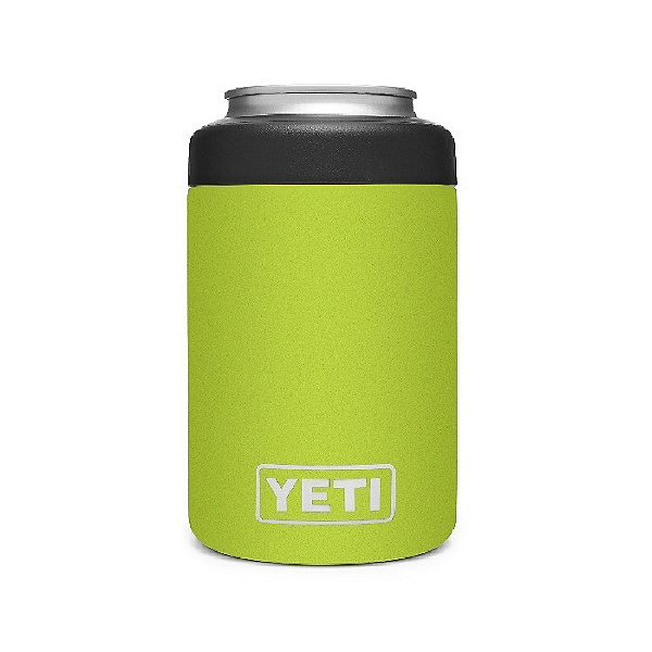 Yeti Rambler 12 oz Colster Can Insulator - Version 2 Limited Edition, Chartreuse, 600