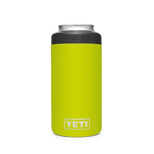 Yeti Rambler 16 oz Colster Tall Can Insulator Limited Edition, Chartreuse, 600
