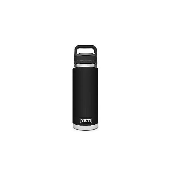 Yeti Rambler 26 oz Chug Cap Bottle, Black, 600
