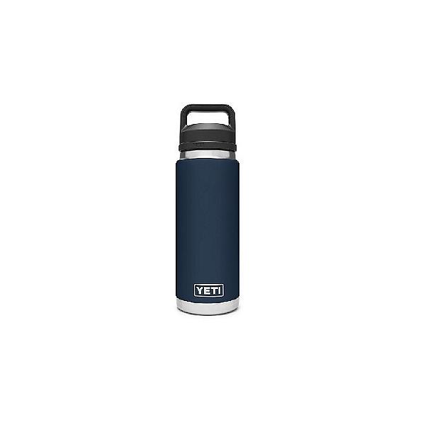 Yeti Rambler 26 oz Chug Cap Bottle Navy, Navy, 600