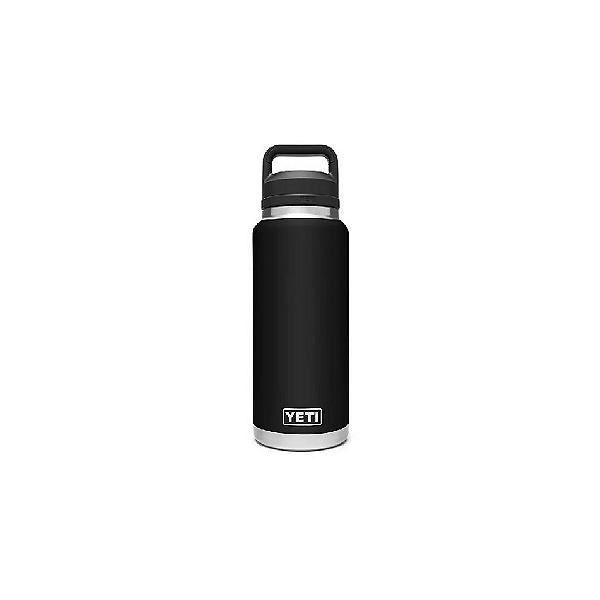 Yeti Rambler 36 oz Chug Cap Bottle, Black, 600
