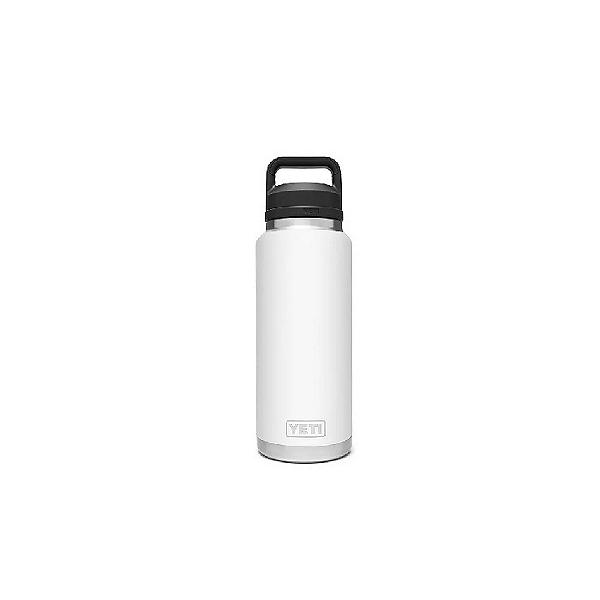 Yeti Rambler 36 oz Chug Cap Bottle White, White, 600