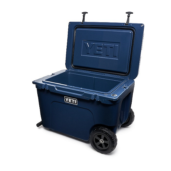 Yeti Coolers Tundra Haul Wheeled Cooler, Navy, 600