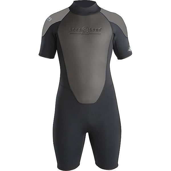 Aqua Lung Mens Quantum Stretch Shorty Wetsuit 3mm, , 600
