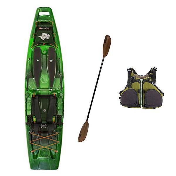 Perception Kayaks Outlaw 11.5 Kayak Package, , 600