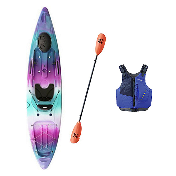 Perception Pescador Pro 12.0 Kayak Package, , 600