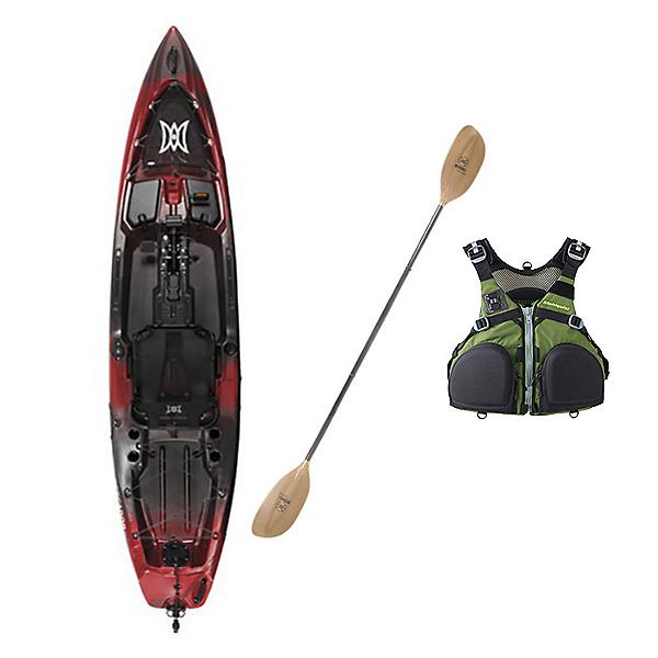 Perception Pescador Pilot 12 Pedal Kayak Package, , 600