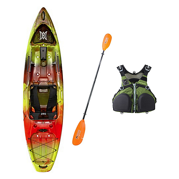 Perception Pescador Pro 10.0 Kayak Package, , 600