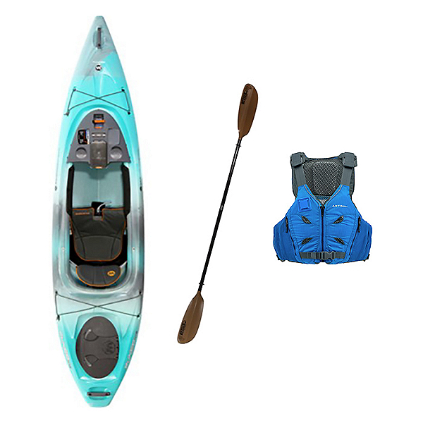 Wilderness Systems Pungo 105 Kayak Package - 2020, , 600