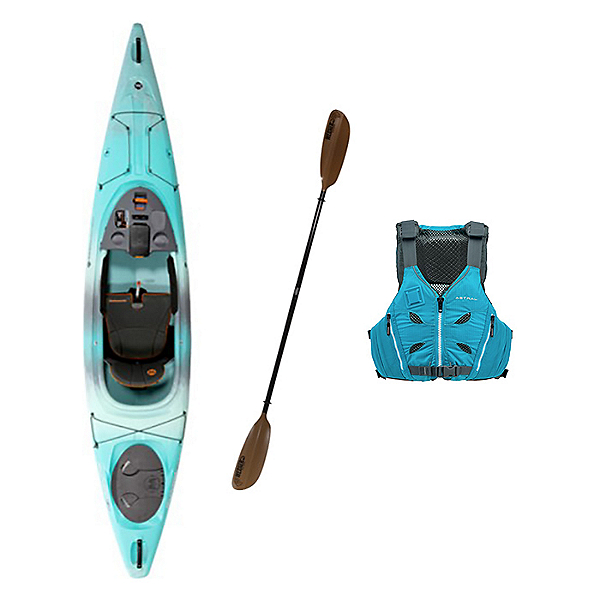 Wilderness Systems Pungo 120 Kayak Package - 2020, , 600