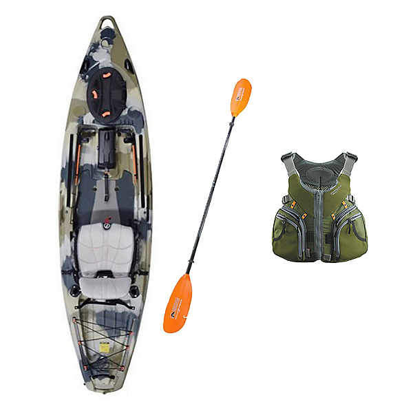 Feelfree Lure 11.5 V2 Kayak Package, , 600