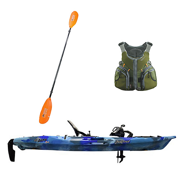 Feelfree Lue 11.5 v2 Kayak with Overdrive Package, , 600