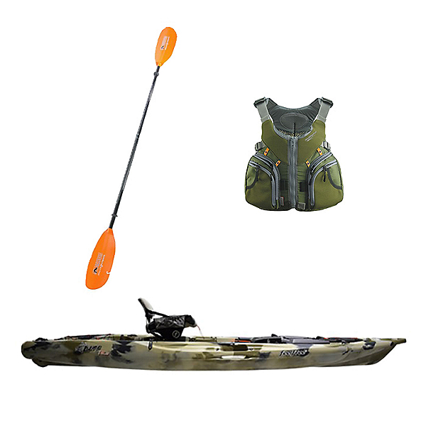 Feelfree Lure 13.5 v2 Kayak Package, , 600