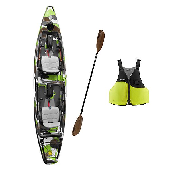 Feelfree Lure II Tandem Kayak Package, , 600