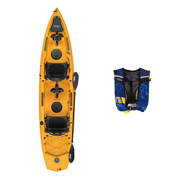 2020 Hobie Mirage Compass Duo Package, , 600