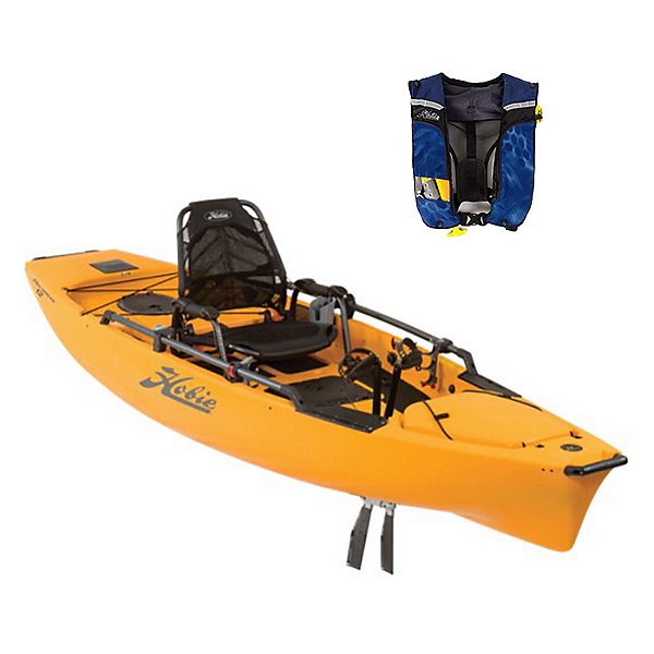 Hobie Mirage Pro Angler 12 Kayak Package 2020, , 600