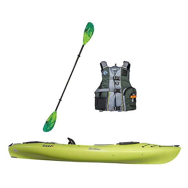 Old Town Loon 106 Kayak Package - Closeout, , 600