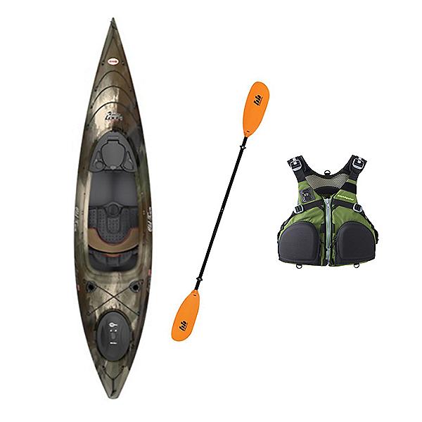 Old Town Loon 126 Angler Kayak Package, , 600