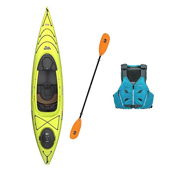 Old Town Loon 126 Kayak Package, , 600
