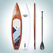 2020 Pau Hana 11' 6 Malibu Tour Paddle Board - Wood, , medium