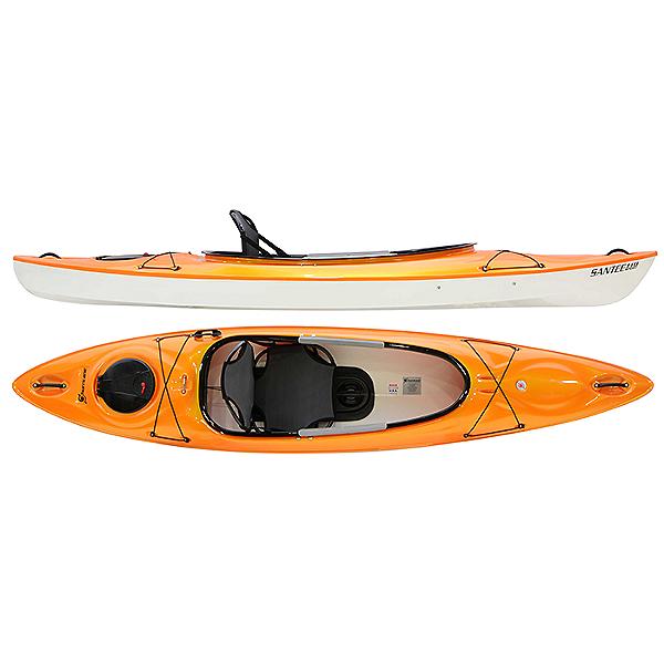 Hurricane Santee 110 Sport - Ultimate Frame Seat Mango, Mango, 600