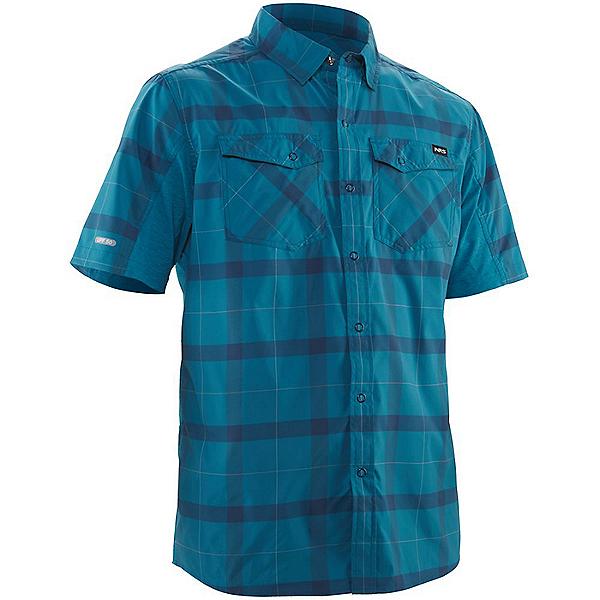 NRS Men's Short-Sleeve Guide Shirt 2021, Fjord, 600