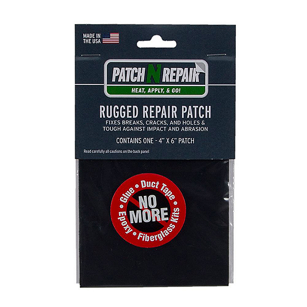 NRS PatchNRepair 4 x 6 inch Repair Patch, , 600