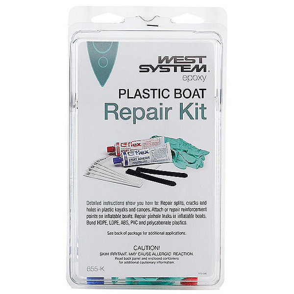 NRS G/flex 655-K Plastic Boat Repair Kit, , 600