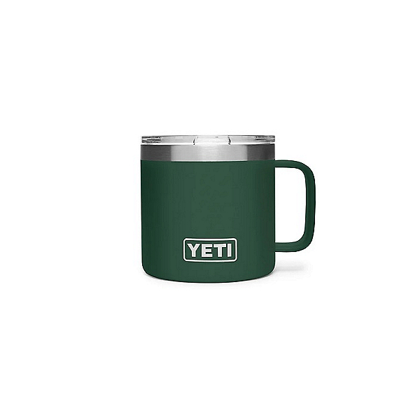 Yeti Rambler Mug 14 oz Limited Edition, Northwoods Green, 600