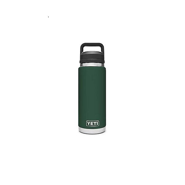 Yeti Rambler Bottle 26 oz with Chug Cap- Limited Edition, Northwoods Green, 600