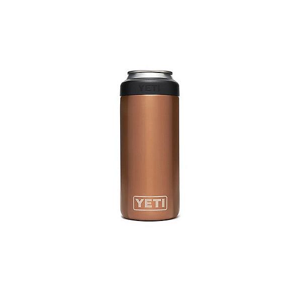 Yeti Rambler 12 oz Colster Slim Can Insulator- Limited Edition, Copper, 600