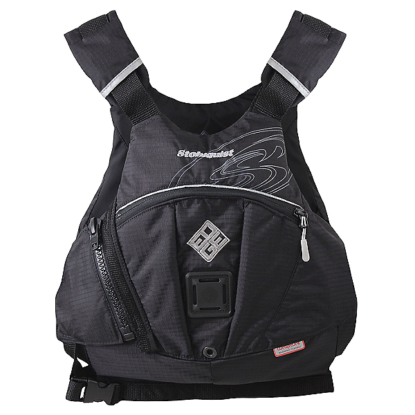 Stohlquist Edge PFD 2021, Black, 600