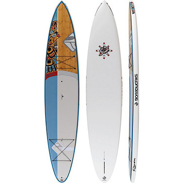 Boardworks Raven 12'6 Touring SUP, , 600