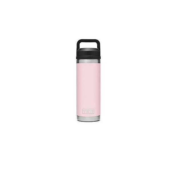Yeti Rambler 18oz Bottle w/ Chug Cap- Limited Edition, Ice Pink, 600