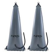 NRS Split Kayak Float Bags 2021- Stern Pair, , medium
