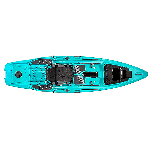 Wilderness Systems Recon 120 Fishing Kayak 2020, Aqua, 600