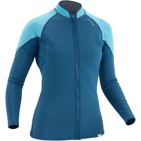 NRS Women's HydroSkin 0.5 Jacket 2021, Poseidon, 600