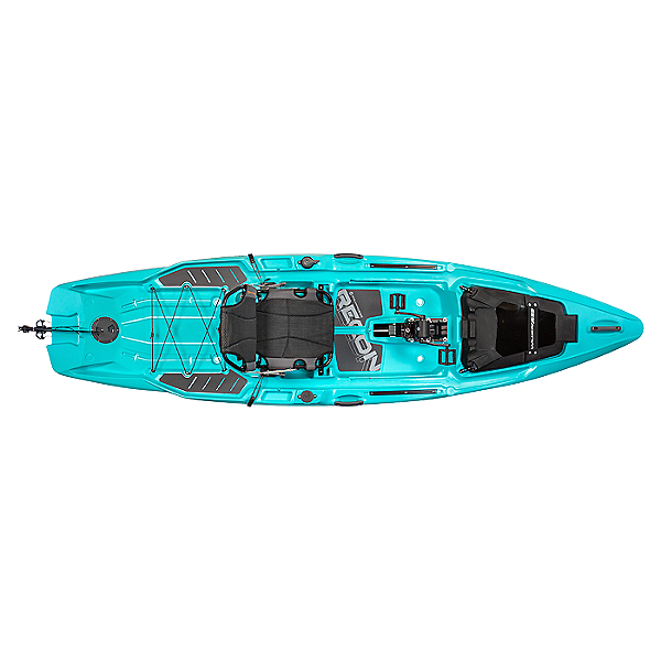 Wilderness Systems Recon 120 HD Fishing Kayak 2020, Aqua, 600