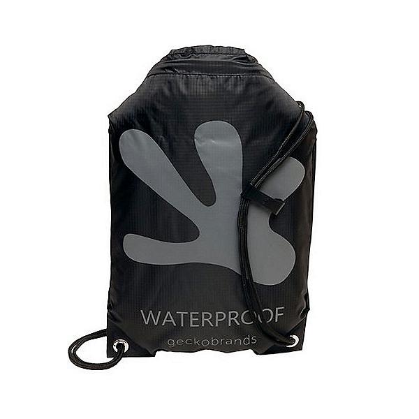 Geckobrands Waterproof Drawstring Bag 2021, , 600
