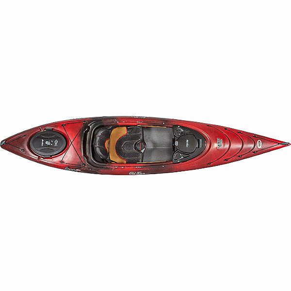 Old Town Loon 120 Kayak 2021, Black Cherry, 600