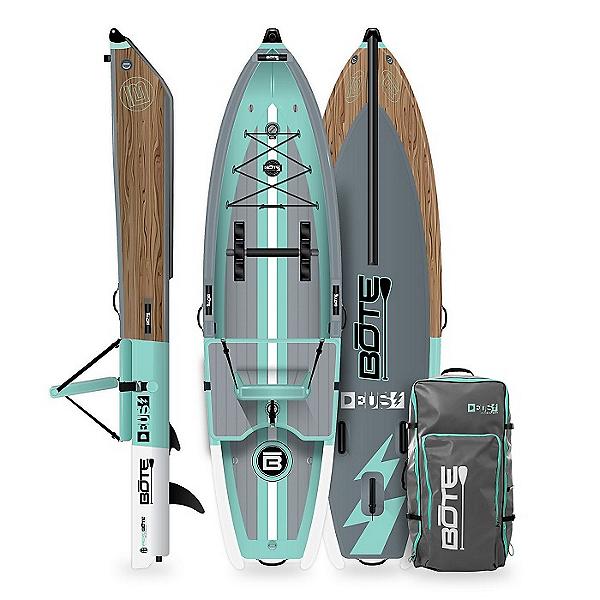 BOTE DEUS Aero 11' Inflatable Kayak 2021 Classic - 11ft, Classic, 600