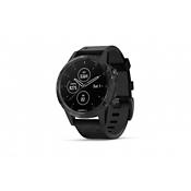Garmin Fnix 5 Plus Multisport GPS Watch, , medium