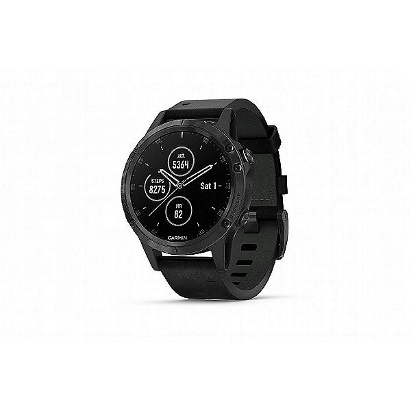 Garmin Fnix 5 Plus Multisport GPS Watch, , 600